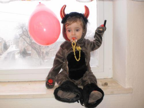 Maškarní bál 2011 pro děti